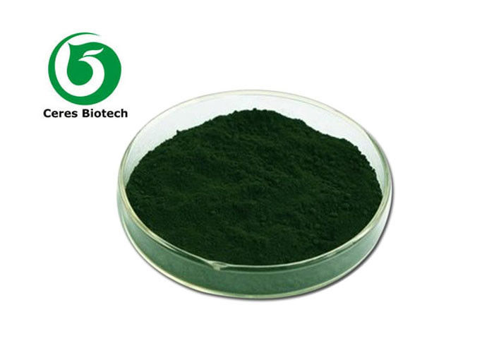 Food Grade Dark Green Spirulina Extract Powder For Health Supplement