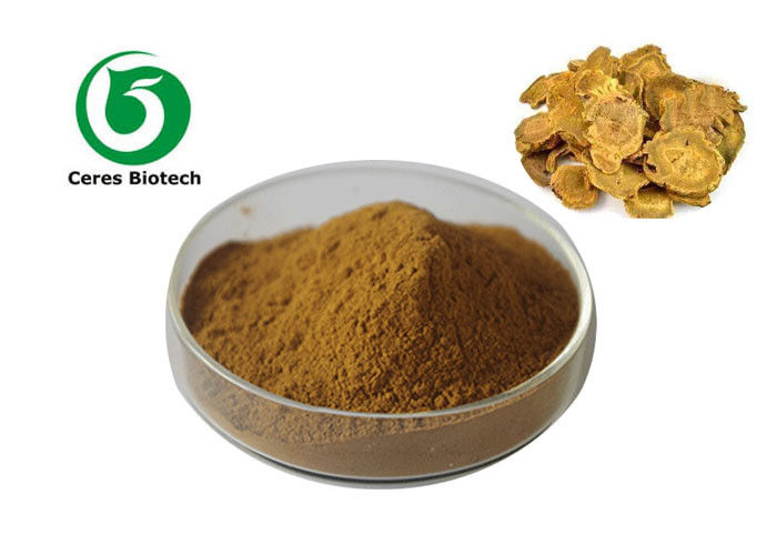 Natural Rheum Roots 10/1 Herbal Extract Powder